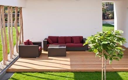 Het laten aansluiten van een tuinontwerp op de wensen van de klant is altijd een leuke uitdaging voor de hovenier.